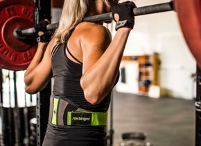 Women's Contour Flexit Belt Weightlifting