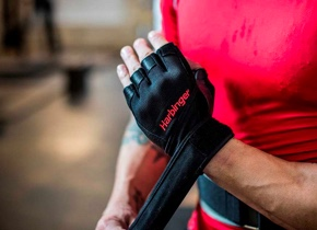 Pro WristWrap Glove Increased wrist stability