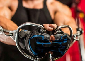 Training Grip® WristWrap Glove grip
