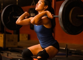 Power Knee Wraps Weightlifting